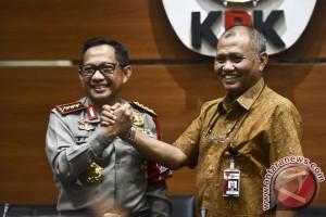 Tito datangi KPK bahas teror terhadap Novel Baswedan