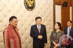 Kerjasama Bilateral Indonesia Dan Cina