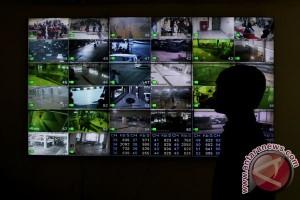 Polda Metro punya 800 kamera pemantau lalu lintas