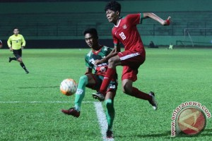 Timnas U-19 Lawan Malang United