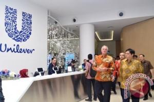Menperin resmikan kantor Unilever Indonesia berwawasan lingkungan