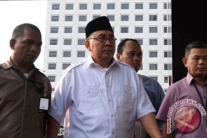 Bengkulu`s pact of integrity ends up as an image projection
