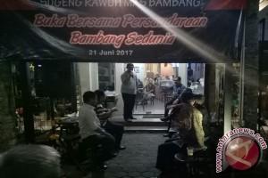 """Peserta """"Bukber Bambang"""" bakal buat paguyuban"""