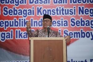 Ketua MPR: Kehadiran ulama perkuat persatuan