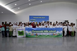 Panasonic gandeng KLHK tumbuhkan kepedulian anak terhadap lingkungan