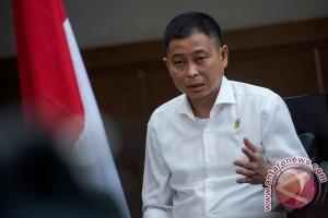 Helikopter Menteri ESDM batal mendarat di Rupat, Riau