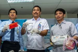 Paket Pos Narkotika Asal Taiwan