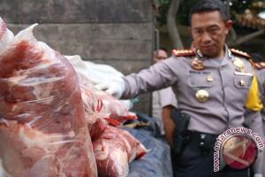Penyelundupan Daging Celeng