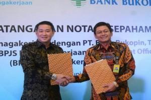 Pekerja bisa daftar BPJS-TK di Bank Bukopin
