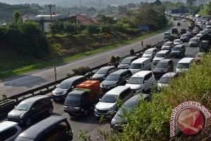 Arus mudik balik jalur selatan Jawa Tengah mulai berkurang