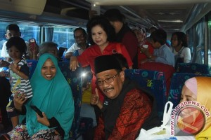 Mudik Gotong Royong PDIP