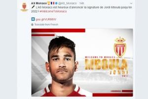 AS Monaco boyong pemain muda Barcelona Jordi Mboula