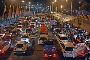 419.068 pemudik menyeberang dari Pelabuhan Gilimanuk-Ketapang