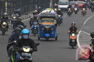 35.913 kendaraan arah Jakarta lewati jalur pantura ruas Cirebon