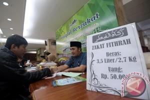Masjid Istiqlal terima zakat fitrah Rp400 juta