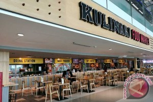 Beragam kuliner ada di Terminal 3 Soekarno-Hatta