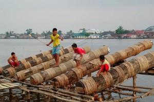 Cornelis : Meriam karbit warisan budaya Melayu khas Pontianak