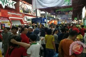 Jakarta Fair jadi alternatif warga nikmati libur Lebaran