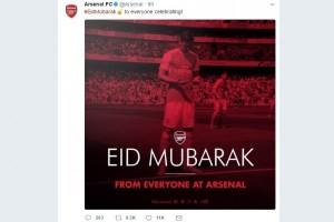 Klub-klub Liga Inggris ucapkan salam selamat Idul Fitri