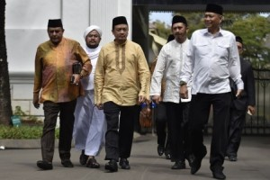 GNPF-MUI akui ingin bertemu Presiden Jokowi sejak 4 November