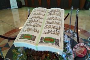 Kue replika Al Quran yang mencuri perhatian