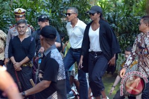 Obama tinggalkan Bali menuju Yogyakarta