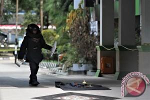 Dugaan Bom Di Kantor Walikota Kendari