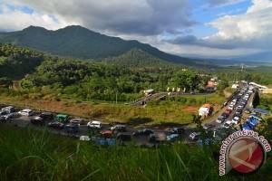 Puncak arus balik Yogyakarta- Wates diperkirakan Sabtu
