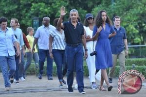 Kedatangan Obama, Kebun Raya Bogor tetap dibuka