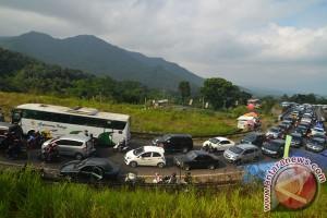 Kapolri: angka kecelakaan lebaran di Jabar menurun