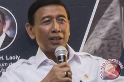 Wiranto: pemerintah akan kembangkan industri drone