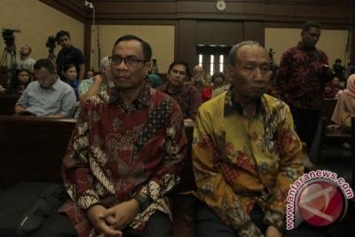 KPK ajukan banding terhadap vonis Irman & Sugiharto