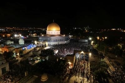 Israel pertahankan detektor logam di kompleks Al Aqsa