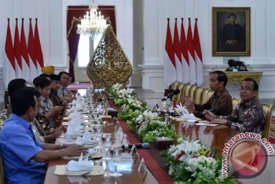 Presiden Bertemu Purnawirawan Jenderal