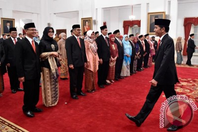 Presiden Lantik Anggota BPKH