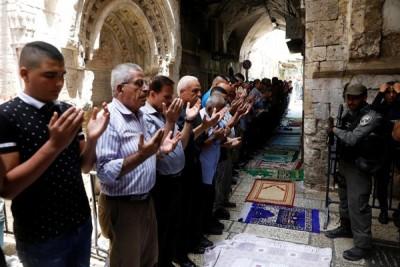 Parlemen Arab kecam pelanggaran nyata Israel di Aqsa