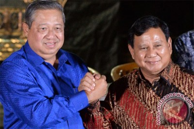 Boni Hargens: duet Prabowo-SBY untuk 2019? Akan menarik