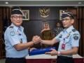 Sertijab Kepala Kantor Imigrasi Kelas I Jakarta Pusat