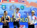 Juara Bengkulu Triathlon 2017