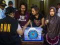 Operasi Bersih Narkoba Rumah Kos