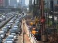 Pembangunan Proyek LRT