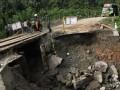 Jalan Trans Sulawesi Rusak