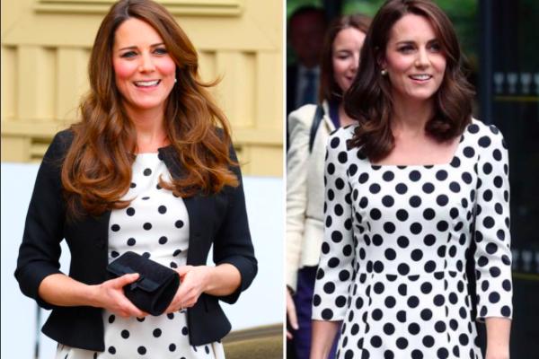 Penampilan baru, Kate Middleton berambut pendek