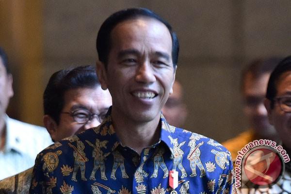Jokowi resmikan Akademi Bela Negara NasDem