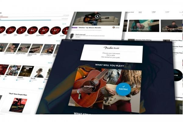 Fender Play, Aplikasi Belajar Gitar Dari Fender