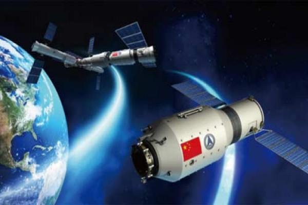 Satelit Zhongxing-9A Masuki Orbit Preset