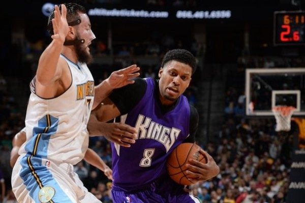 Rudy Gay hijrah ke Spurs