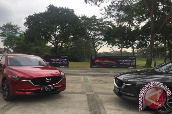Mazda siapkan SUV versi tujuh penumpang tahun ini?