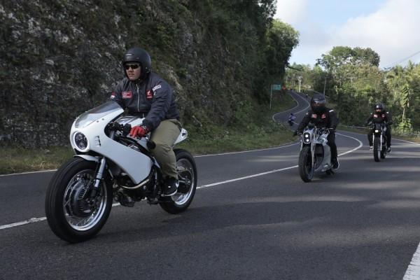 All New Honda CBR250RR sentuhan modifikator mengaspal di Yogyakarta