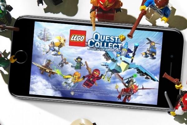"Game Mobile RPG Nexon ""LEGO Quest Dan Collect"" Rambah Kawasan Asia"